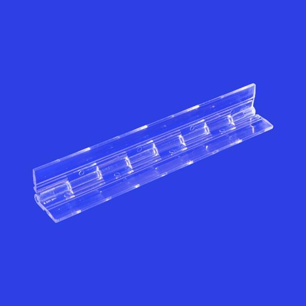 klavierscharnier 15 24 cm aus acrylglas scharnier auch. Black Bedroom Furniture Sets. Home Design Ideas