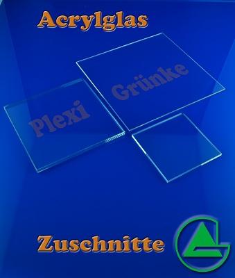 acrylglas xt zuschnitt 2 6mm 500x500 oder 1000x500 deglas xt wie plexiglas ebay. Black Bedroom Furniture Sets. Home Design Ideas